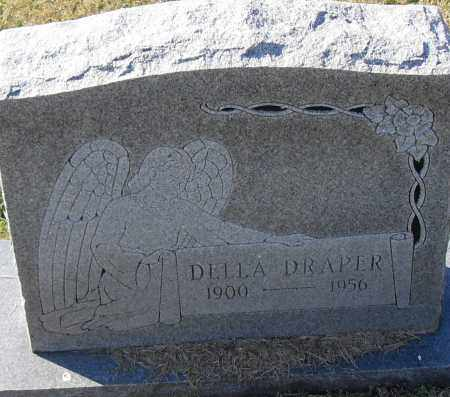 DRAPER, DELLA - Pulaski County, Arkansas | DELLA DRAPER - Arkansas Gravestone Photos