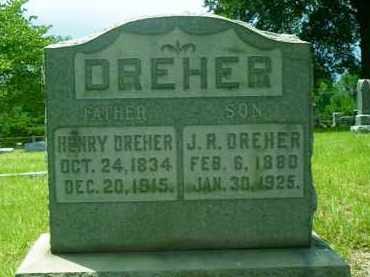 "DREHER, GERRARD R. ""JOE"" - Pulaski County, Arkansas 