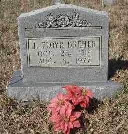 DREHER, J. FLOYD - Pulaski County, Arkansas | J. FLOYD DREHER - Arkansas Gravestone Photos