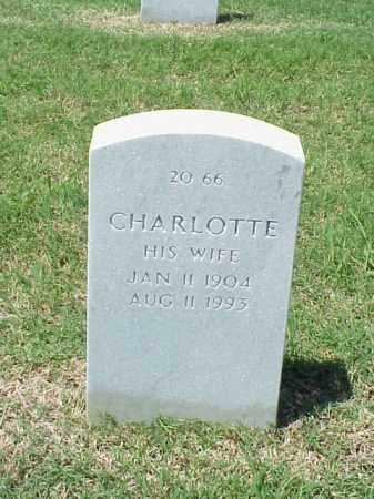 DRESCHER, CHARLOTTE - Pulaski County, Arkansas | CHARLOTTE DRESCHER - Arkansas Gravestone Photos