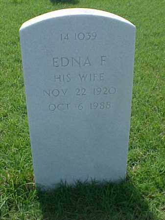 DREXEL, EDNA F. - Pulaski County, Arkansas | EDNA F. DREXEL - Arkansas Gravestone Photos