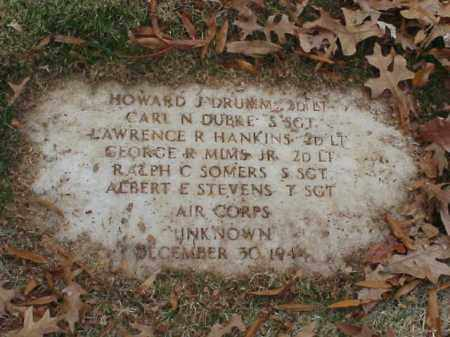 DRUMM (VETERAN WWII), HOWARD J - Pulaski County, Arkansas | HOWARD J DRUMM (VETERAN WWII) - Arkansas Gravestone Photos