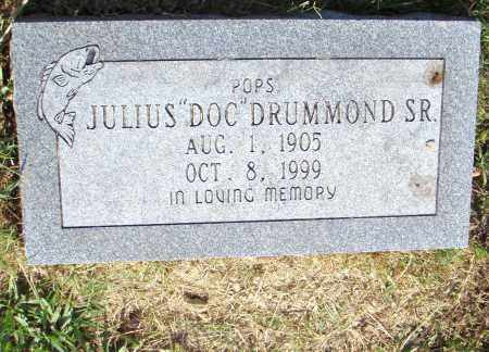 "DRUMMOND, SR., JULIUS ""DOC"" - Pulaski County, Arkansas 