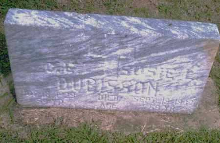 DUBISSON, SUSIE E. - Pulaski County, Arkansas | SUSIE E. DUBISSON - Arkansas Gravestone Photos