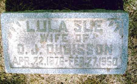 DUBISSON, LULA SUE - Pulaski County, Arkansas | LULA SUE DUBISSON - Arkansas Gravestone Photos