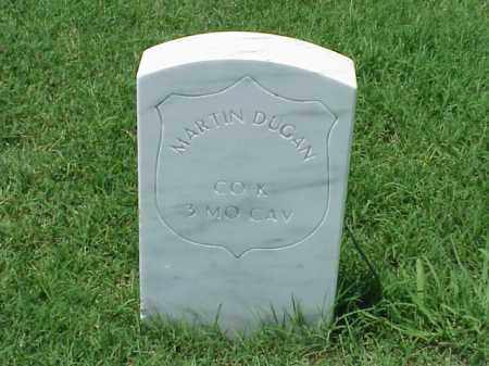 DUGAN (VETERAN UNION), MARTIN - Pulaski County, Arkansas | MARTIN DUGAN (VETERAN UNION) - Arkansas Gravestone Photos