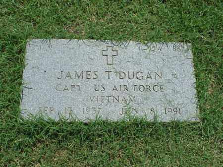 DUGAN (VETERAN VIET), JAMES T - Pulaski County, Arkansas | JAMES T DUGAN (VETERAN VIET) - Arkansas Gravestone Photos