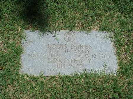 DUKES, DOROTHY Y - Pulaski County, Arkansas | DOROTHY Y DUKES - Arkansas Gravestone Photos