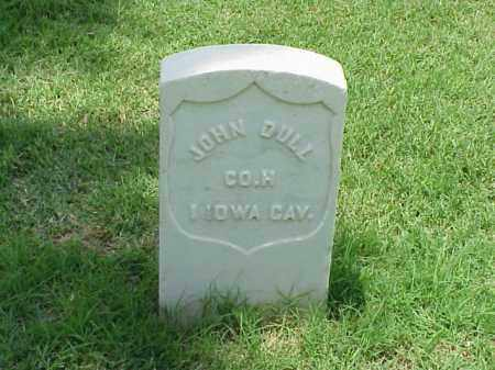 DULL (VETERAN UNION), JOHN - Pulaski County, Arkansas | JOHN DULL (VETERAN UNION) - Arkansas Gravestone Photos