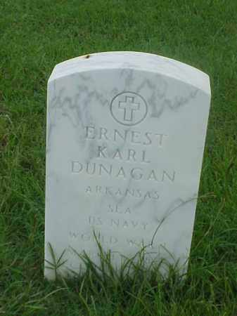DUNAGAN (VETERAN WWI), ERNEST KARL - Pulaski County, Arkansas | ERNEST KARL DUNAGAN (VETERAN WWI) - Arkansas Gravestone Photos