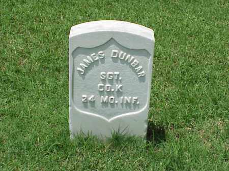 DUNBAR (VETERAN UNION), JAMES - Pulaski County, Arkansas | JAMES DUNBAR (VETERAN UNION) - Arkansas Gravestone Photos