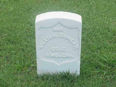 DUNCAN (VETERAN UNION), WILLIAM - Pulaski County, Arkansas | WILLIAM DUNCAN (VETERAN UNION) - Arkansas Gravestone Photos