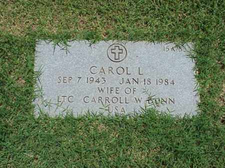 DUNN, CAROL L. - Pulaski County, Arkansas | CAROL L. DUNN - Arkansas Gravestone Photos