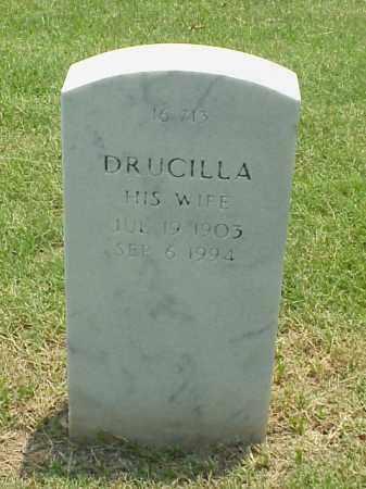 DUNN, DRUCILLA - Pulaski County, Arkansas | DRUCILLA DUNN - Arkansas Gravestone Photos