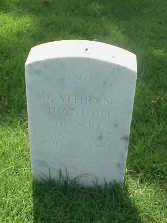 DURBIN, KATHRYN JEANETTE - Pulaski County, Arkansas | KATHRYN JEANETTE DURBIN - Arkansas Gravestone Photos