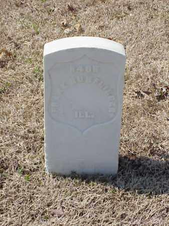 DURFLINGER (VETERAN SAW), FRANK - Pulaski County, Arkansas | FRANK DURFLINGER (VETERAN SAW) - Arkansas Gravestone Photos
