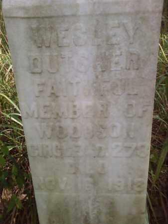 DUTSHER, WESLEY - Pulaski County, Arkansas | WESLEY DUTSHER - Arkansas Gravestone Photos