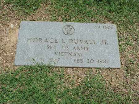 DUVALL, JR (VETERAN VIET), HORACE L - Pulaski County, Arkansas | HORACE L DUVALL, JR (VETERAN VIET) - Arkansas Gravestone Photos