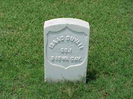 DUVALL (VETERAN UNION), ISAAC - Pulaski County, Arkansas | ISAAC DUVALL (VETERAN UNION) - Arkansas Gravestone Photos