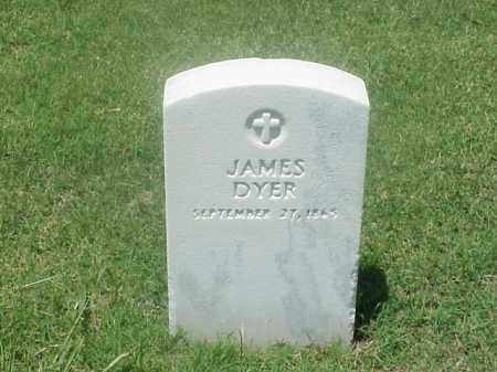 DYER, JAMES - Pulaski County, Arkansas | JAMES DYER - Arkansas Gravestone Photos
