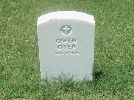DYER, OWEN - Pulaski County, Arkansas | OWEN DYER - Arkansas Gravestone Photos