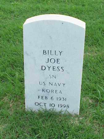 DYESS (VETERAN KOR), BILLY JOE - Pulaski County, Arkansas | BILLY JOE DYESS (VETERAN KOR) - Arkansas Gravestone Photos