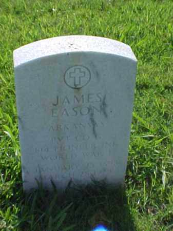 EASON (VETERAN WWI), JAMES - Pulaski County, Arkansas | JAMES EASON (VETERAN WWI) - Arkansas Gravestone Photos
