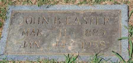 EASTER, JOHN BUNYAN - Pulaski County, Arkansas | JOHN BUNYAN EASTER - Arkansas Gravestone Photos