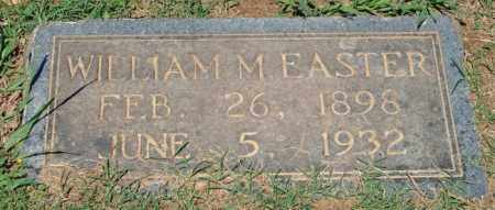 EASTER, WILLIAM MARVIN - Pulaski County, Arkansas | WILLIAM MARVIN EASTER - Arkansas Gravestone Photos
