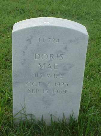 EDGESTON, DORIS MAE - Pulaski County, Arkansas | DORIS MAE EDGESTON - Arkansas Gravestone Photos
