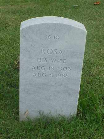 EDWARDS, ROSA - Pulaski County, Arkansas | ROSA EDWARDS - Arkansas Gravestone Photos