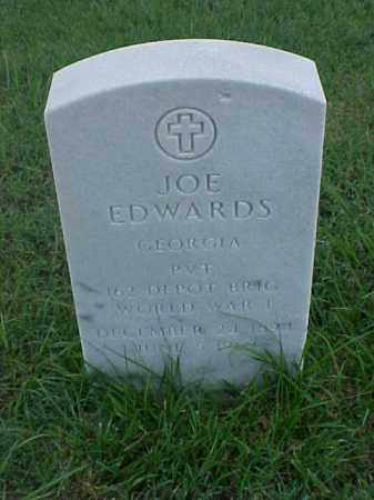 EDWARDS (VETERAN WWI), JOE - Pulaski County, Arkansas | JOE EDWARDS (VETERAN WWI) - Arkansas Gravestone Photos