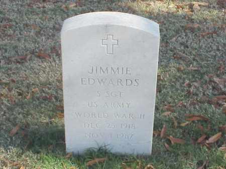 EDWARDS (VETERAN WWII), JIMMIE - Pulaski County, Arkansas | JIMMIE EDWARDS (VETERAN WWII) - Arkansas Gravestone Photos