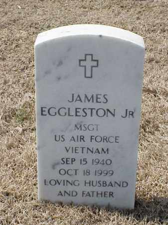 EGGLESTON, JR  (VETERAN VIET), JAMES - Pulaski County, Arkansas | JAMES EGGLESTON, JR  (VETERAN VIET) - Arkansas Gravestone Photos