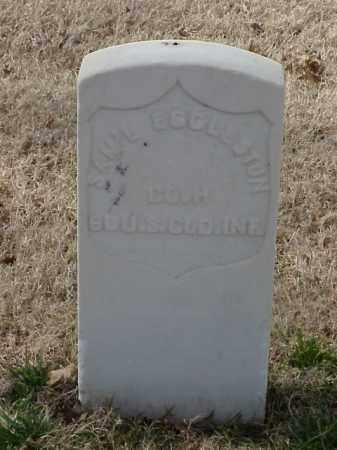 EGGLESTON (VETERAN UNION), SAMUEL - Pulaski County, Arkansas | SAMUEL EGGLESTON (VETERAN UNION) - Arkansas Gravestone Photos
