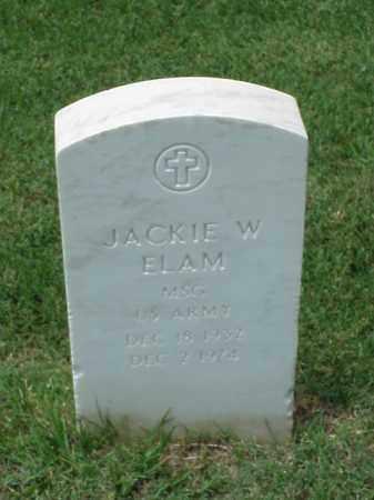 ELAM (VETERAN VIET), JACKIE W - Pulaski County, Arkansas | JACKIE W ELAM (VETERAN VIET) - Arkansas Gravestone Photos