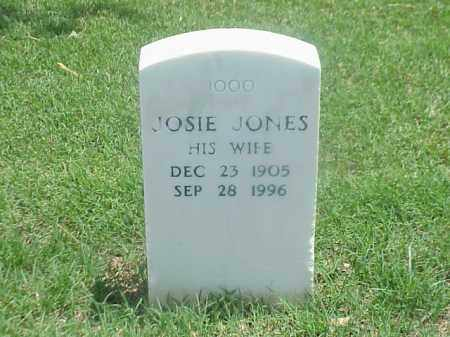 ELDER, JOSIE - Pulaski County, Arkansas | JOSIE ELDER - Arkansas Gravestone Photos