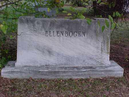 ELLENBOGEN FAMILY STONE,  - Pulaski County, Arkansas |  ELLENBOGEN FAMILY STONE - Arkansas Gravestone Photos