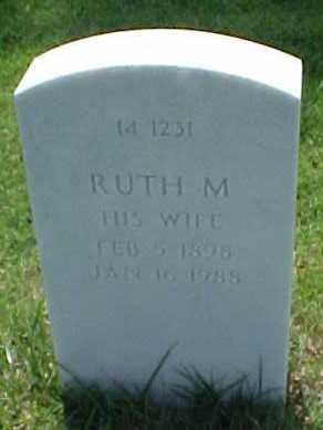 ELLIOTT, RUTH M. - Pulaski County, Arkansas | RUTH M. ELLIOTT - Arkansas Gravestone Photos