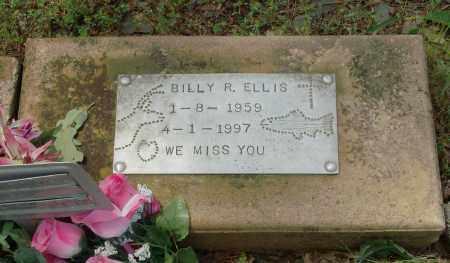 ELLIS, BILLY R. - Pulaski County, Arkansas | BILLY R. ELLIS - Arkansas Gravestone Photos