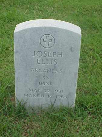 ELLIS (VETERAN KOR), JOSEPH - Pulaski County, Arkansas | JOSEPH ELLIS (VETERAN KOR) - Arkansas Gravestone Photos