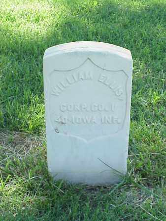ELLIS (VETERAN UNION), WILLIAM - Pulaski County, Arkansas | WILLIAM ELLIS (VETERAN UNION) - Arkansas Gravestone Photos