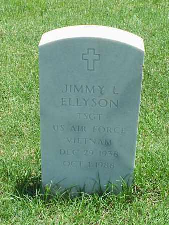 ELLYSON (VETERAN VIET), JIMMY L - Pulaski County, Arkansas | JIMMY L ELLYSON (VETERAN VIET) - Arkansas Gravestone Photos