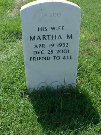 ELMORE, MARTHA M. - Pulaski County, Arkansas   MARTHA M. ELMORE - Arkansas Gravestone Photos