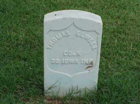 ELWELL (VETERAN UNION), THOMAS - Pulaski County, Arkansas | THOMAS ELWELL (VETERAN UNION) - Arkansas Gravestone Photos
