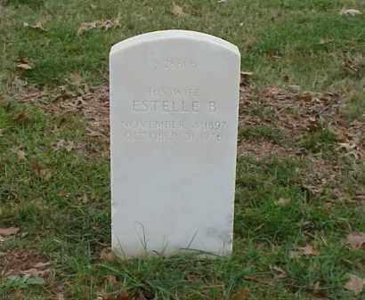 EMERSON, ESTELLE B - Pulaski County, Arkansas   ESTELLE B EMERSON - Arkansas Gravestone Photos