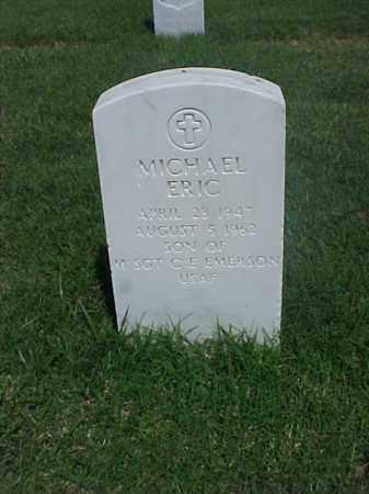EMERSON, MICHAEL ERIC - Pulaski County, Arkansas | MICHAEL ERIC EMERSON - Arkansas Gravestone Photos