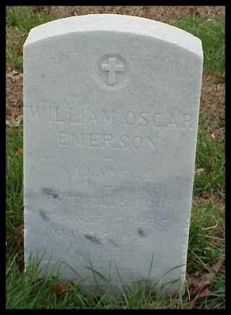 EMERSON (VETERAN WWI), WILLIAM OSCAR - Pulaski County, Arkansas | WILLIAM OSCAR EMERSON (VETERAN WWI) - Arkansas Gravestone Photos