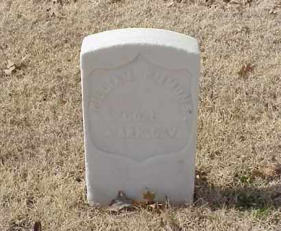 EMMONS (VETERAN UNION), WILLIAM - Pulaski County, Arkansas | WILLIAM EMMONS (VETERAN UNION) - Arkansas Gravestone Photos
