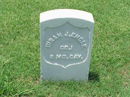 ENGLE (VETERAN UNION), HIRAM - Pulaski County, Arkansas | HIRAM ENGLE (VETERAN UNION) - Arkansas Gravestone Photos